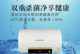 W15系列来了!一台业界真正搭载双重杀菌技术的健康热水器