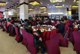 逾500位客户共襄盛举,惠洁宝河北清河经销商会议效果超预期!