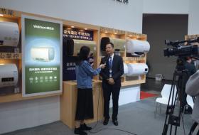 人物专访丨惠洁宝吴少隆:未来热水器更看重功能整合